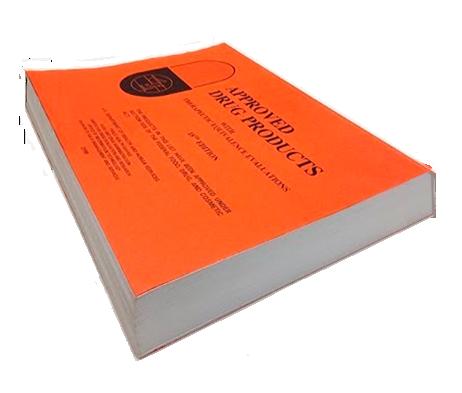 Fda Orange Book